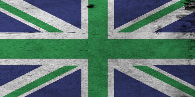 northern ireland union jack flag