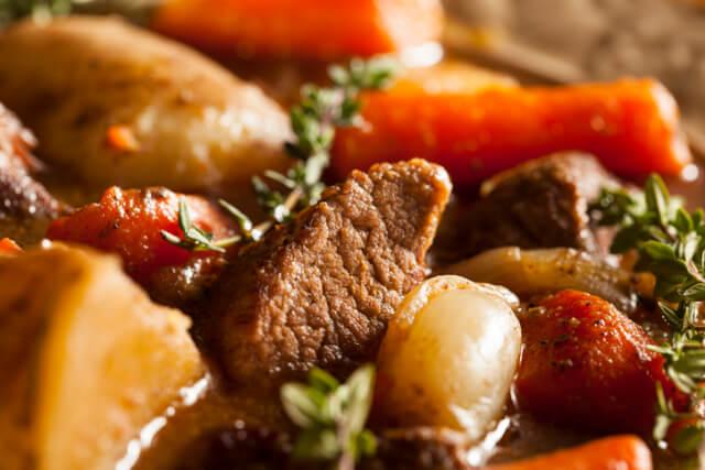 homemade irish stew