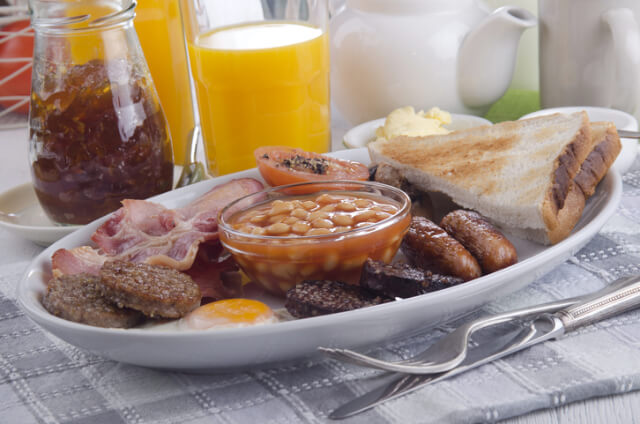 ulster fry ireland food