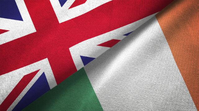 union jack ireland flag